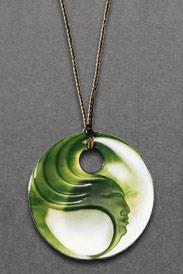 Twin Spirit Pendant - SOLD