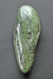 NZ South Westland Jade Pebble