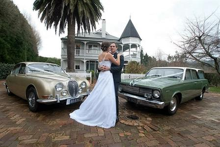 Classic Cars Charlemagne Lodge