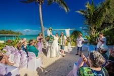 Weddings in Paradise Muri Beach Club Hotel