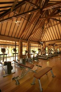 d - Le Tahaa Island Resort & Spa - Gym