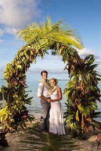 g - Le Tahaa Island Resort & Spa - wedding Le Taha'a Island Resort & spa