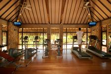 f - Le Tahaa Island Resort & Spa - fitness center