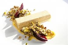 Titoki Cremeux Caramelized White Chocolate Pistachio Compressed Estate Plumtreeto