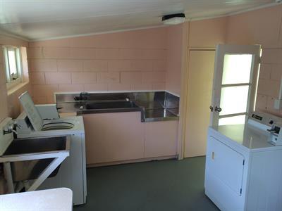 Laundry Keswick Christian Camp