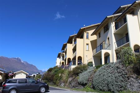 2 & 3 Bed Villa from lower car park Villa del Lago