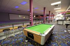Bowling and Pool facilities