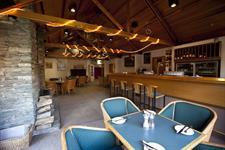 Rafters Restaurant and Bar Swiss-Belresort Coronet peak, Queenstown, New Zealand