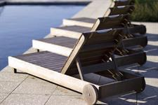 Pool loungers Millar Road Hawkes Bay