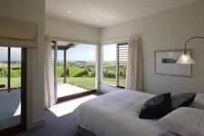 Haumoana House bedroom