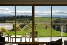 Villa view