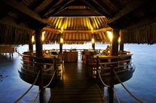 c - IC Tahiti Le Lotu Gourmet Restaurant (overwate Intercontinental Resort Tahiti