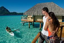 Bora Bora Romance - Canoe Breakfast - Bora Bora Pearl Beach Resort & Spa
