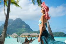 Bora Bora Romance - Tahiti Pearl Beach Resort  - Beach (9) Bora Bora Pearl Beach