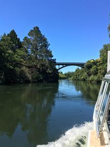 Narrows Bridge Waikato River Explorer