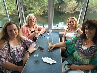 Work Colleagues Waikato River Explorer