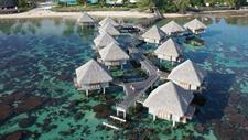 a - Le Meridien Resort Tahiti - Overwater Bungalow Tahiti Ia Ora Beach Resort