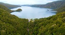 Breathtaking Lake Okataina Lakes Lodge Wilderness Retreat