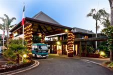 PacificHarbourGrounds5 Pacific Harbour Villas