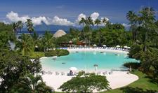 b - Le Meridien Resort Tahiti - Sand Bottom Pool