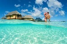 Bora Bora Romance - Tahiti Pearl Beach Resort - lagoon (29) Bora Bora Pearl Beach