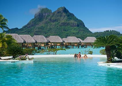 b - Bora Bora Pearl Beach & Spa - Swimming Pool