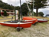 Boats-Tairua Pacific Harbour Villas