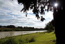 River View from our park