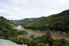 Upstream of Whanganui