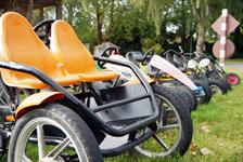 Trikes at our park