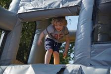 Our New Bouncy Castle