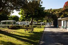Waterfont tent Sites