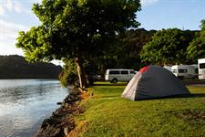 Waters Edge Camping