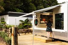 The Galley - Onsite food truck style dining