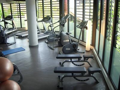 f - Manava Suites Resort Tahiti - Fitness Center