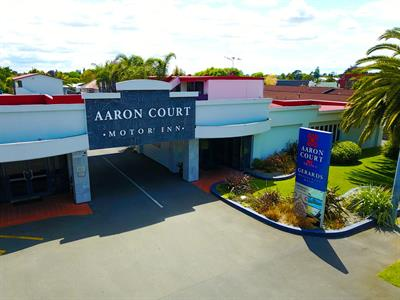 Aaron Court Aaron Court Motel Hamilton