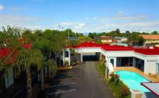 Carpark & pool