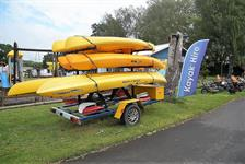 Kayak the Whanganui River