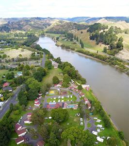 Peaceful countryside setting